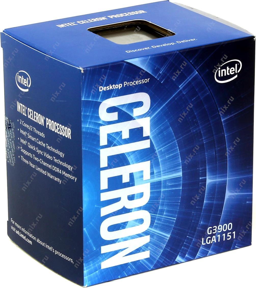 Intel Celeron Processor G3900 2m Cache 280 Ghzlga 1151 Riaz Core I5 6400 27ghz 6mb Box Socket Lga Skylake Series Computer