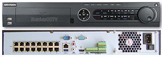 Hikvision DS-7716NI-E4/16P 8 TB 16 Channel CCTV Camera - Riaz Computer